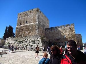 herod's walls